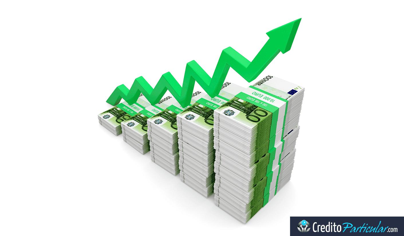 Aumenta la riqueza financiera de las familias durante 2015