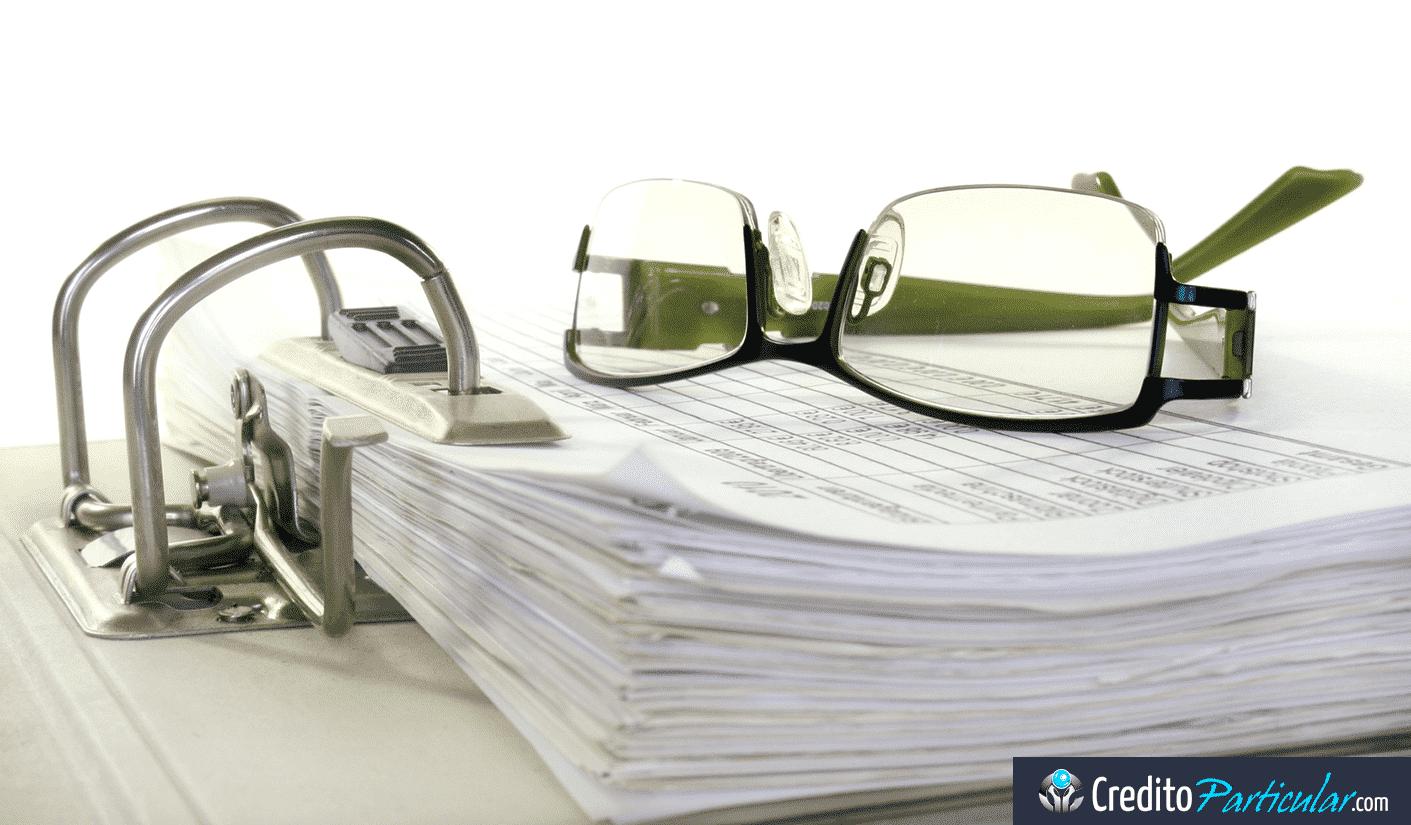 Documentación necesaria para pedir un préstamo particular