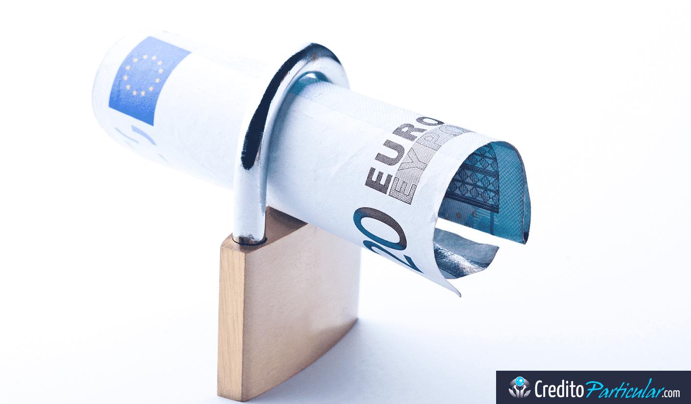 Seguridad del crédito particular