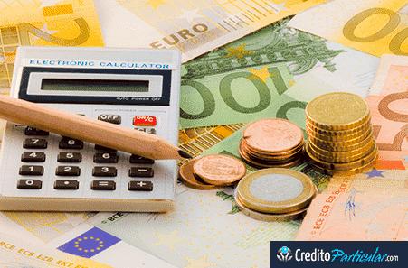 Capital privado urgente con Crédito Particular