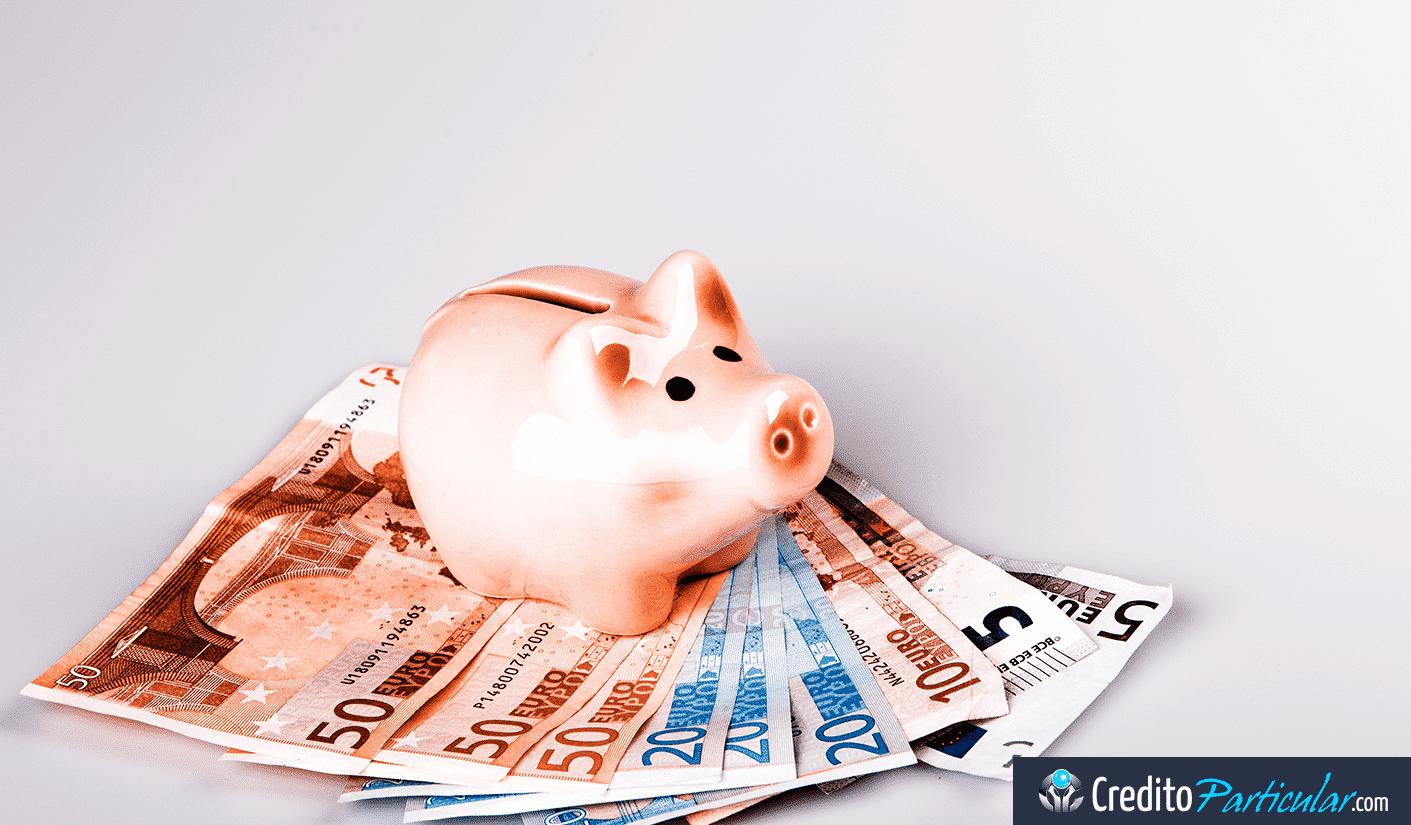 Disminuyen los préstamos personales en la banca