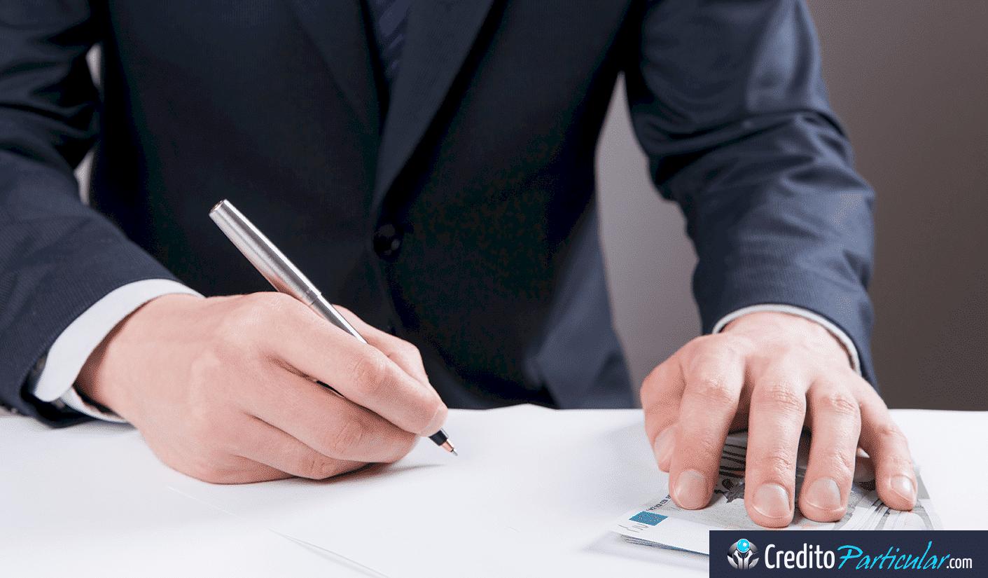 ¿Es necesario firmar un contrato en los préstamos entre particulares?