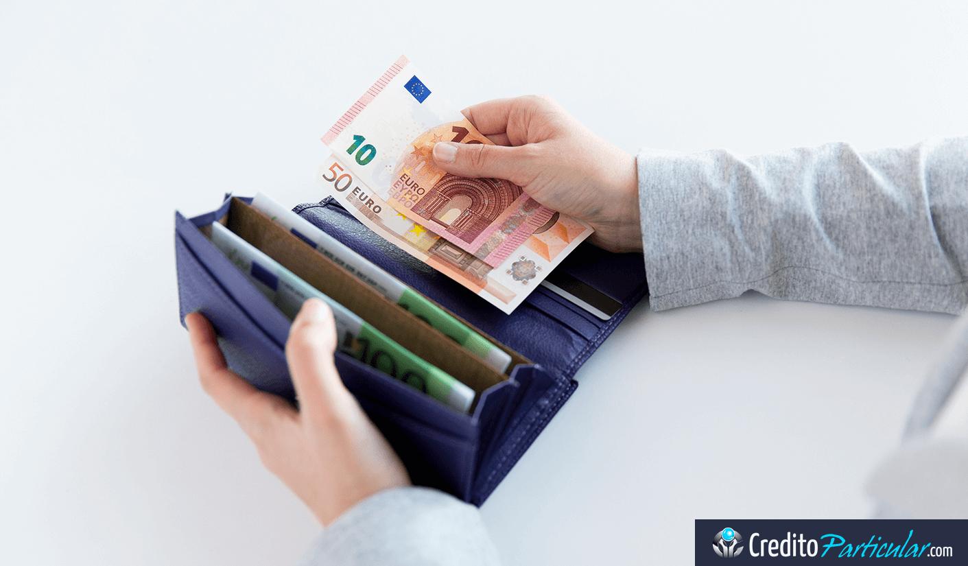 Los intereses de los préstamos particulares