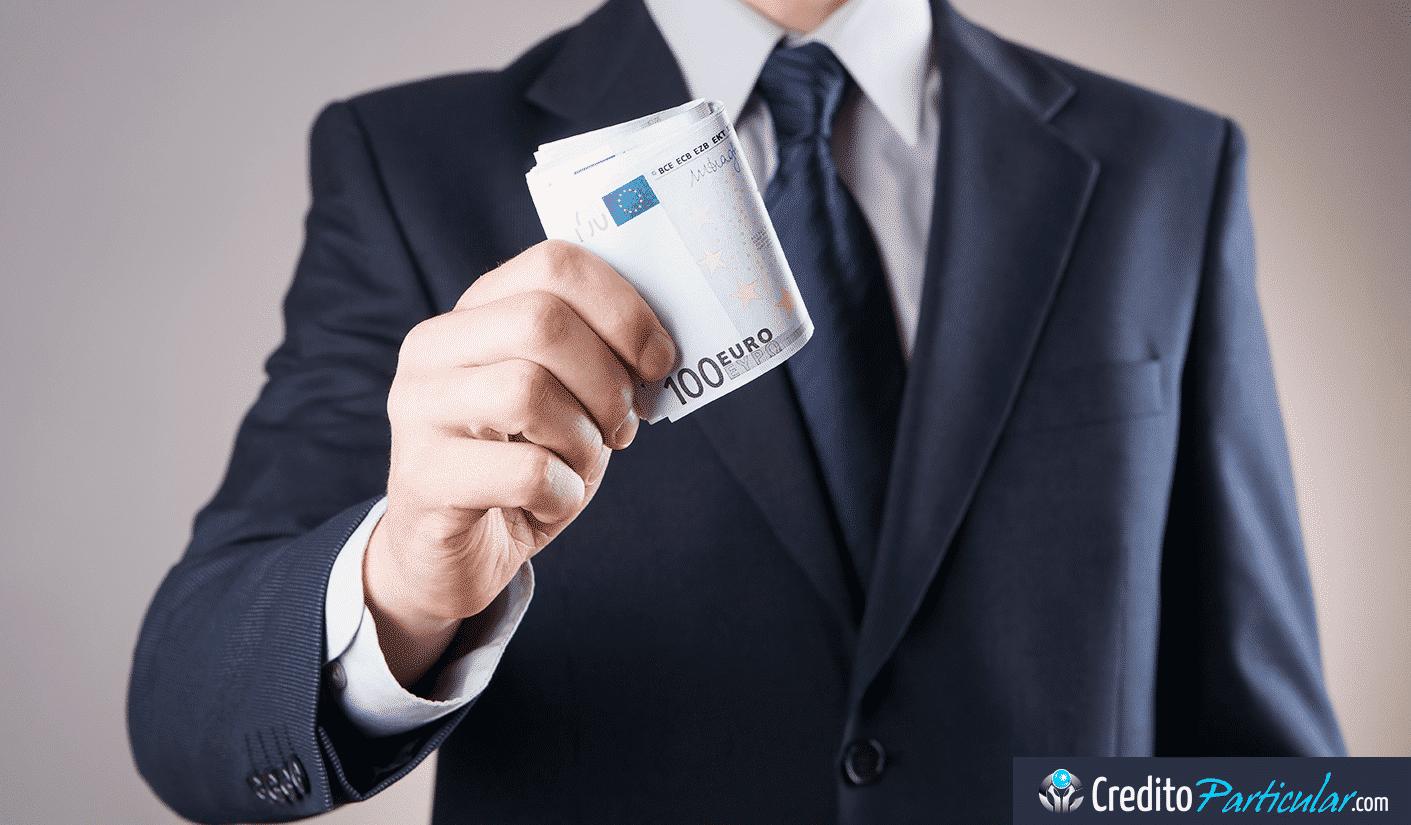 Préstamos particulares de dinero