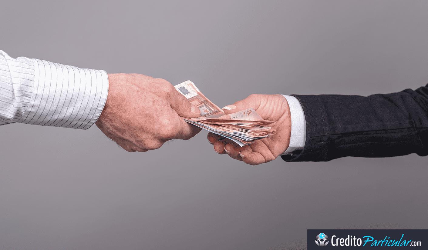 Será obligatorio registrar los préstamos entre particulares