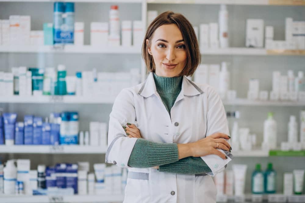 Créditos con licencia de farmacia