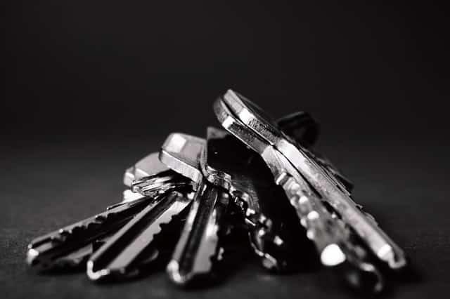 llaves de vivienda