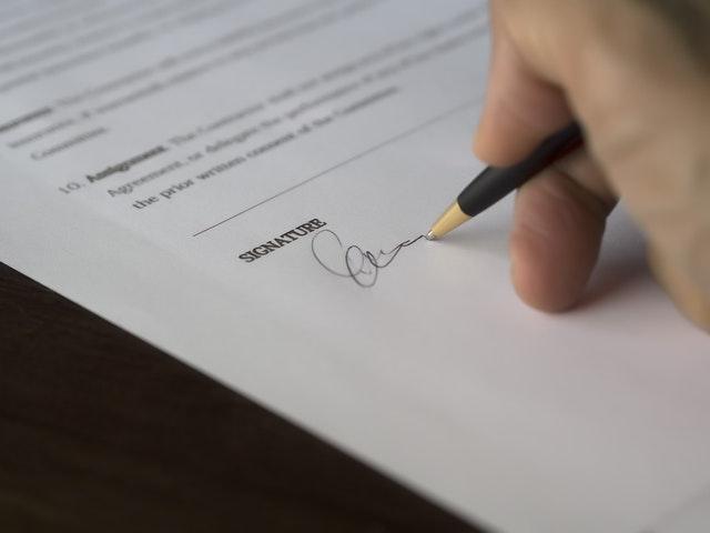 Contrato hipotecario